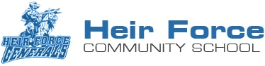 Heir Force Community School Logo